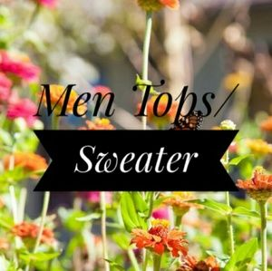 Other - Men tops/sweaters